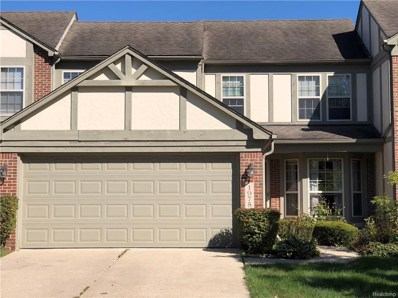 1975 Hawks Nest Court, Canton Twp, MI 48188 - MLS#: 218093127
