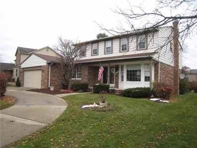 16392 Weatherfield Drive, Northville Twp, MI 48168 - MLS#: 218093192