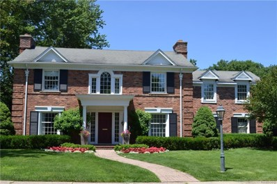 3000 Chewton Cross, Bloomfield Twp, MI 48301 - MLS#: 218093195
