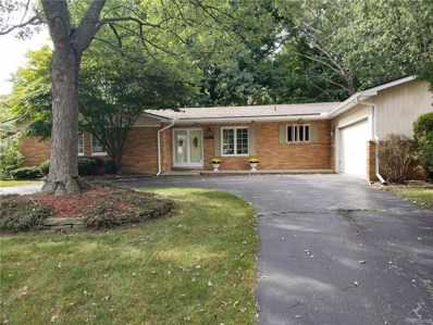 19800 White Oaks Drive, Clinton Twp, MI 48036 - MLS#: 218093262