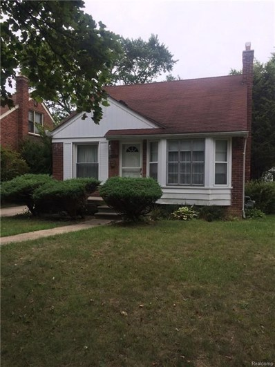 17665 Wormer Street, Detroit, MI 48219 - MLS#: 218093268