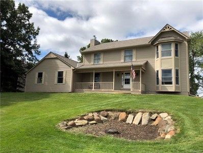 2855 Waling Woods Drive, Highland Twp, MI 48356 - MLS#: 218093288
