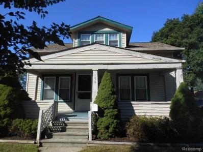 156 Gallup Street, Mount Clemens, MI 48043 - MLS#: 218093294