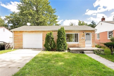 26096 Delton Street Street, Madison Heights, MI 48071 - MLS#: 218093315