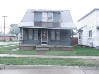 8142 Studebaker Avenue, Warren, MI 48089 - MLS#: 218093321