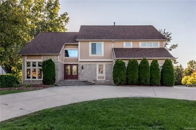 7249 Oakwood Drive, West Bloomfield Twp, MI 48322 - MLS#: 218093372