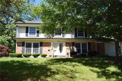 1938 Fox River Drive, Bloomfield Twp, MI 48304 - MLS#: 218093413