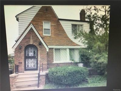 3642 Devonshire Road, Detroit, MI 48224 - MLS#: 218093433