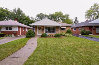 20465 Hunt Club Drive, Harper Woods, MI 48225 - MLS#: 218093451