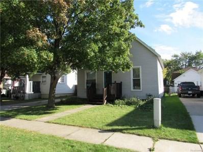 1614 McPherson Street, Port Huron, MI 48060 - MLS#: 218093534