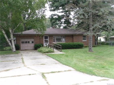 2931 Darwin Court, Port Huron Twp, MI 48060 - MLS#: 218093559