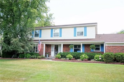 29634 Mullane Drive, Farmington Hills, MI 48334 - MLS#: 218093714