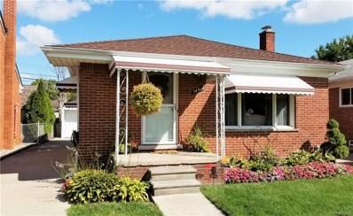 14912 Oceana Avenue, Allen Park, MI 48101 - MLS#: 218093793