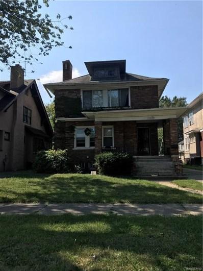 643 Chalmers Street, Detroit, MI 48215 - MLS#: 218093847