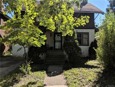 312 Alger Street, Detroit, MI 48202 - MLS#: 218093869