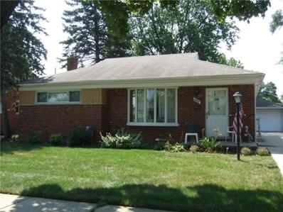 28947 Hathaway Street, Livonia, MI 48150 - MLS#: 218093878
