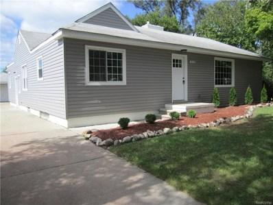 19125 Westmore Street, Livonia, MI 48152 - MLS#: 218093911