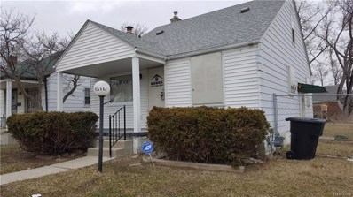 15117 Mapleridge Street, Detroit, MI 48205 - MLS#: 218093923