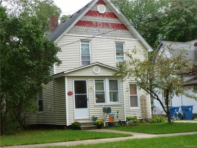 132 Clarence Street, Holly Vlg, MI 48442 - MLS#: 218094072
