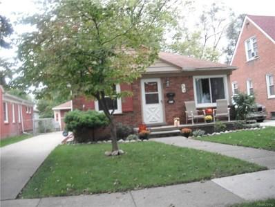3612 Merrick Street, Dearborn, MI 48124 - MLS#: 218094148