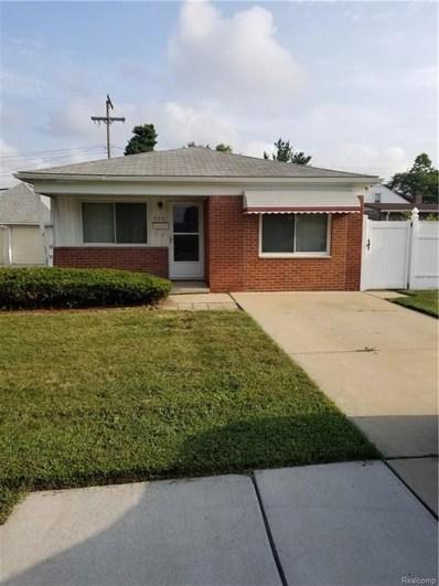 720 Goddard Street, Wyandotte, MI 48192 - MLS#: 218094166