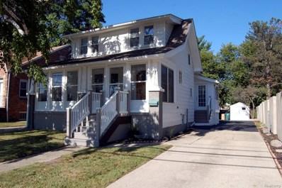2014 Crooks Road, Royal Oak, MI 48073 - MLS#: 218094210
