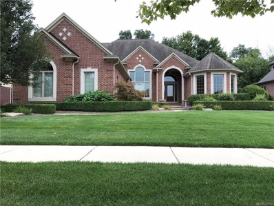 1526 Clear Creek Drive, Rochester Hills, MI 48306 - MLS#: 218094351