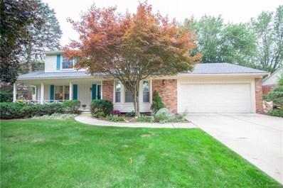 35473 Old Homestead Drive, Farmington Hills, MI 48335 - MLS#: 218094355