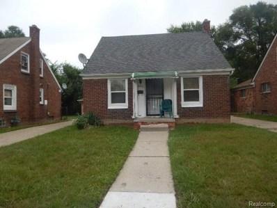 20138 Revere Street, Detroit, MI 48234 - MLS#: 218094495