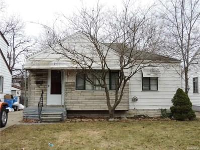 24319 Hopkins Street, Dearborn Heights, MI 48125 - MLS#: 218094534