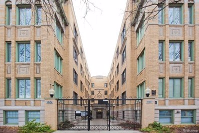 120 Seward UNIT 109, Detroit, MI 48202 - MLS#: 218094551