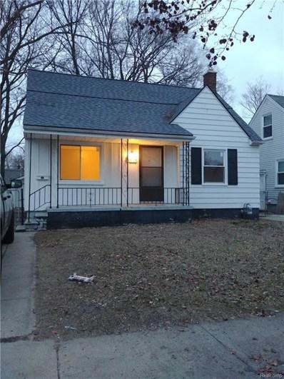 25520 Hopkins Street, Dearborn Heights, MI 48125 - MLS#: 218094560