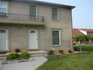 35524 Townley Drive, Sterling Heights, MI 48312 - MLS#: 218094608