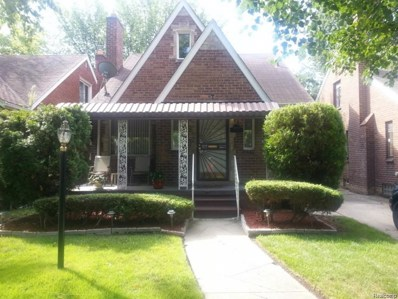 15666 Eastwood Street, Detroit, MI 48205 - MLS#: 218094611