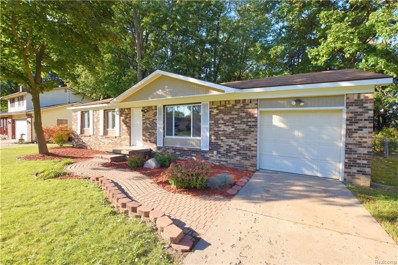 5490 Meadowcrest Drive, Flint Twp, MI 48532 - MLS#: 218094615