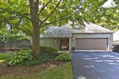 977 Bloomfield Woods, Bloomfield Hills, MI 48304 - MLS#: 218094638
