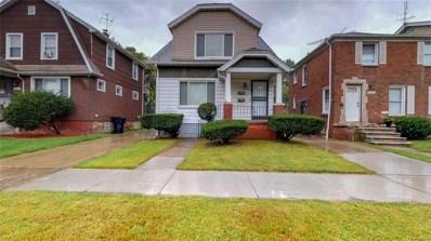 14528 Lappin Street, Detroit, MI 48205 - MLS#: 218094657