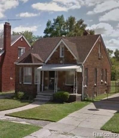 14534 Lappin Street, Detroit, MI 48205 - MLS#: 218094682
