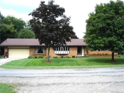 301 Lillian Court, Northfield Twp, MI 48189 - MLS#: 218094708