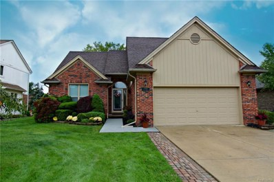 53189 Elysia Drive, Chesterfield Twp, MI 48051 - MLS#: 218094721