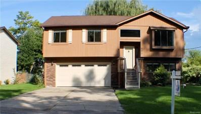969 Buckhorn Drive, Orion Twp, MI 48362 - MLS#: 218094726