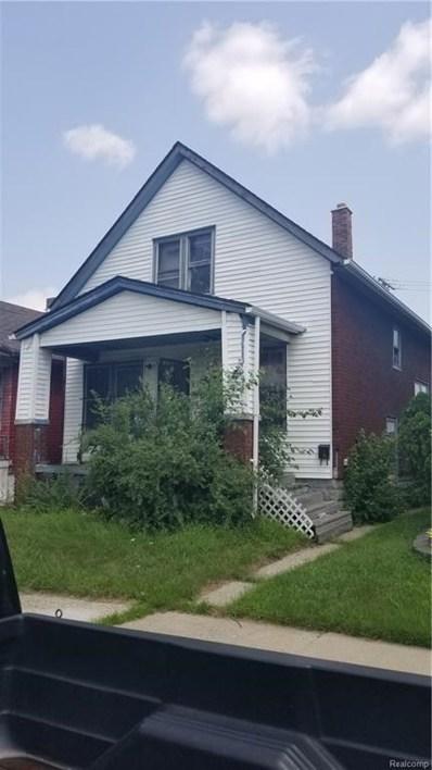 17190 Moran Street, Detroit, MI 48212 - MLS#: 218094739