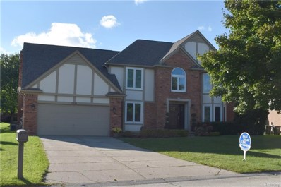 1341 Arbor Creek Drive, Rochester Hills, MI 48306 - MLS#: 218094753