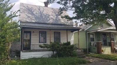 17226 Moran Street, Detroit, MI 48212 - MLS#: 218094761