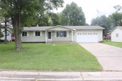 7051 Fairgrove Drive, Mundy Twp, MI 48473 - MLS#: 218094774