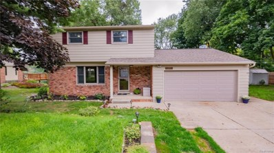 6532 Amy Drive, Independence Twp, MI 48348 - MLS#: 218094804