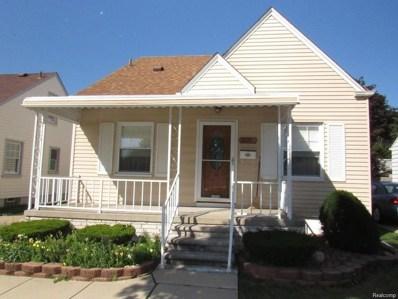 6850 Ziegler Street, Taylor, MI 48180 - MLS#: 218094827