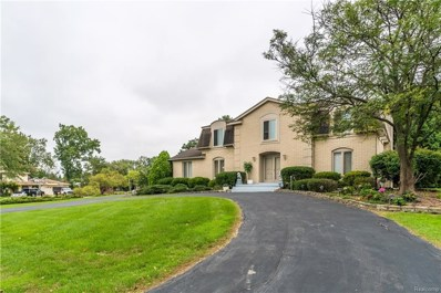 5490 Walnut Knoll Court, West Bloomfield Twp, MI 48323 - MLS#: 218094869