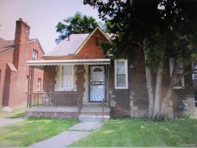 18930 Mansfield Street, Detroit, MI 48235 - MLS#: 218094990