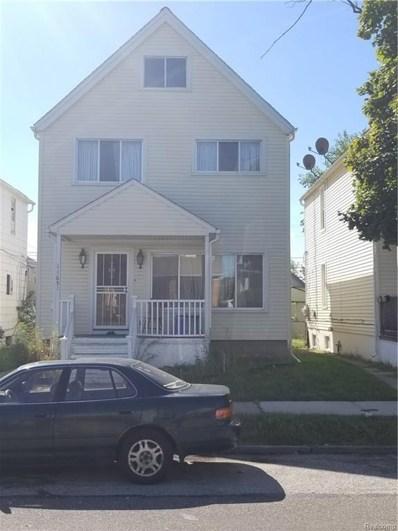 11651 Moran Street, Hamtramck, MI 48212 - MLS#: 218094996
